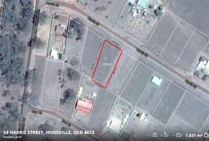 14 Harris Street, Hivesville, Qld 4612