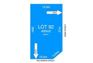 Lot 92 Willandra Street, Seaford Heights, SA 5169