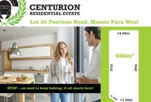 Lot 35, Peerless Road, Munno Para West, SA 5115