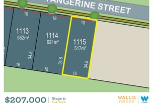 Lot 1115, Tangerine Street, Gillieston Heights, NSW 2321