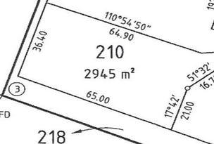 Lot 210 Osgood Court, White Sands, SA 5253