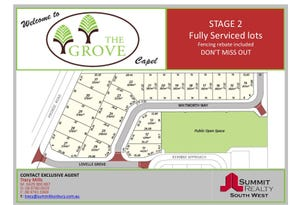 Lot 29 The Grove Estate, Capel, WA 6271