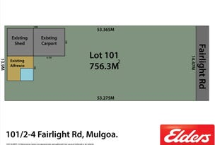 Lot 101 4 Fairlight Road, Mulgoa, NSW 2745