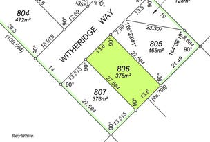 Lot 806 Witheridge Way, East Cannington, WA 6107