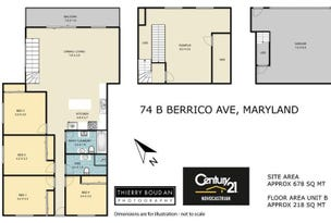 74A & 74B Berrico Avenue, Maryland, NSW 2287
