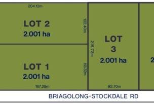 Lot 1, 2, 3 & 4, Briagolong-Stockdale Road, Briagolong, Vic 3860
