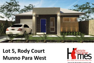 Munno Para West, address available on request