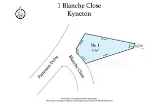 1 Blanche Close, Kyneton, Vic 3444