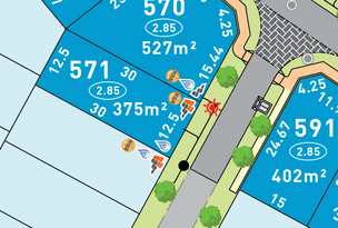 Lot 571, Pennant Boulevard, Geographe, WA 6280
