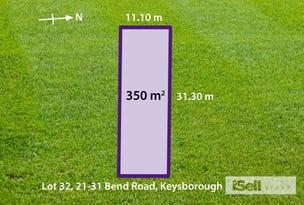 Lot 32, 21-31 Bend Road, Keysborough, Vic 3173