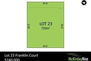 Lot 23 Franklin Court, Hewett, SA 5118