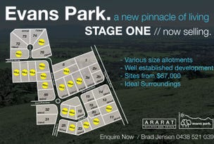 Lot 73, Reserve Court, Ararat, Vic 3377