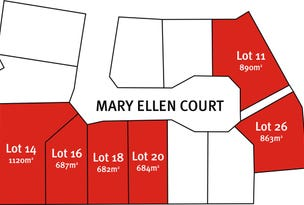 11,14,16,18,20,26 Mary Ellen Court, Robe, SA 5276