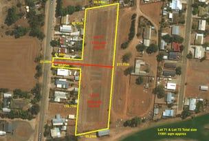 Lot 71 & 72, Racecourse Road, Balaklava, SA 5461