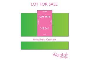 LOT 3036 Brindabella Crescent, Schofields, NSW 2762