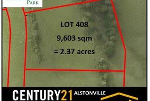 Lot 408 Cameron Park, McLeans Ridges, NSW 2480
