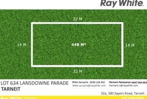 Lot 634 Lansdowne Parade, Tarneit, Vic 3029