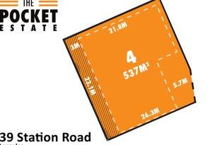 Lot 4 39-41 Station Road, Loganlea, Qld 4131