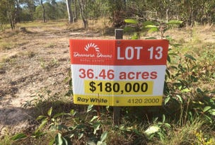 Lot 13 Lomandra Lane, Dunmora, Qld 4650