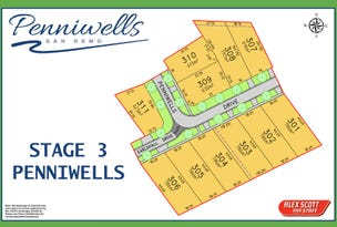 LOT 302 PENNIWELLS ESTATE, San Remo, Vic 3925