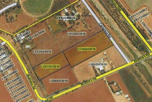 Lot 507 Abattoirs Rd & Lot 510 Angle Road St, Warnertown, SA 5540