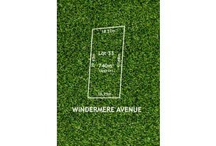 Lot 33, Windermere Avenue, Clapham, SA 5062