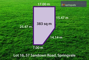 23 (Lot 16) Moishe Circuit, Springvale, Vic 3171