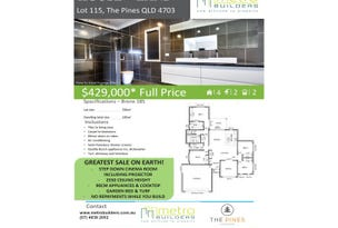 Lot 115 The Pines, Hidden Valley, Qld 4703