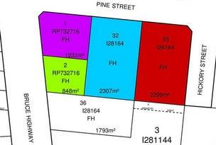 46-48, 50 Pine Street & 85 Palmerston Drive, Goondi Bend, Qld 4860