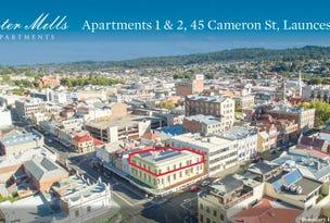 Apartment  2/45 Cameron Street, Launceston, Tas 7250