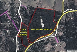 Lot 1-2, 100  Black Pinch rd, Pomona, Qld 4568