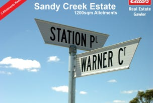 - Warner Court, Sandy Creek, SA 5350