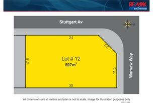 Lot 12, Stuttgart Avenue, Hocking, WA 6065