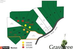 Lots 24 & 25 Grasstree Drive, Taloumbi, NSW 2463