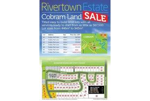 Lot 63 Dudley Park Lane, Cobram, Vic 3644