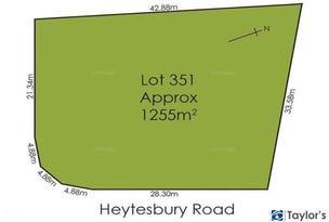 Lot 351, 9 Heytesbury Road, Davoren Park, SA 5113