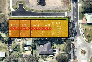Lot 1 & 2 , 7 Trinity Point, Morisset Park, NSW 2264
