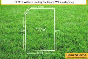 Lot 2115 Williams Landing Blvd, Williams Landing, Vic 3027