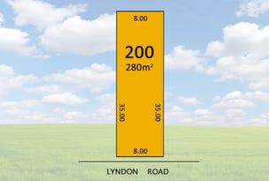 Lot 200 Lyndon Road, Paralowie, SA 5108
