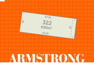 Lot 322, Element Circuit, Armstrong Creek, Vic 3217