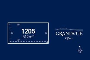Lot 1205, Grandvue Boulevard, Officer, Vic 3809