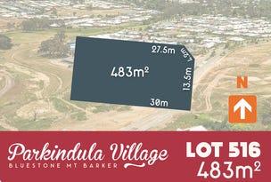 Lot 516, Richmond Drive, Mount Barker, SA 5251