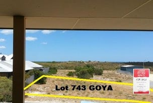 Lot 743/1 Goya Mews, Cervantes, WA 6511