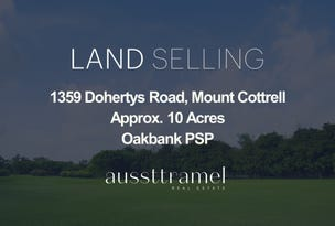 1359 Dohertys Road, Mount Cottrell, Vic 3024