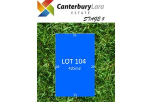Lot 104  Canterbury Lara Estate, Lara, Vic 3212