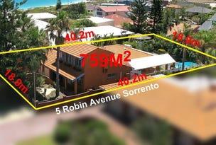 5 Robin Avenue, Sorrento, WA 6020