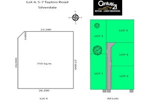 Lot 4, 5-7 Taylors Road, Silverdale, NSW 2752