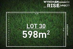 Lot 30 Wyndham Rise Estate, Clifton Springs, Vic 3222