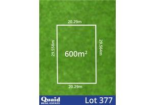 Lot 377, 3 Cronin Close, Gordonvale, Qld 4865
