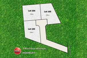 3 Harrison Avenue, Modbury, SA 5092